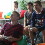 Турнир по FIFA 14 июля 2016 на Xbox